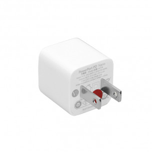 Anker PowerPort PD Nano Wall Charger 18W - White