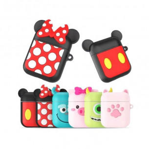 Silicone Case Cartoon for AirPods