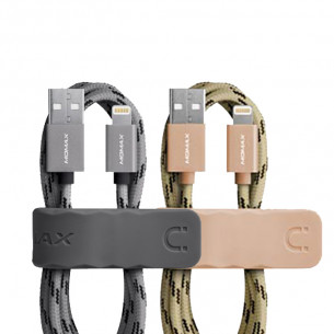 Momax Elite Link Lightning To USB Cable 2M
