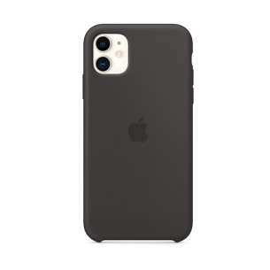 Silicone Case for iPhone 11 Black