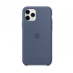 Silicone Case for iPhone 11 Pro Max Alaskan Blue