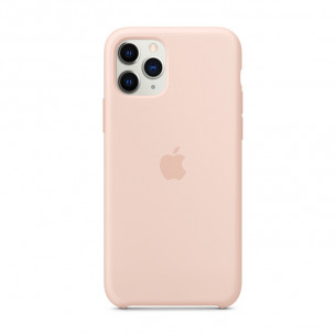 Silicone Case for iPhone 11 Pro Max Pink Sand