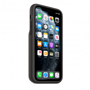 Smart Battery Case for iPhone 11 Pro Black