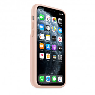 Smart Battery Case for iPhone 11 Pro Pink Sand