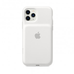 Smart Battery Case for iPhone 11 Pro White