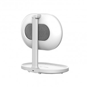 Momax Q.Led Mirror with Wireless Charging and Bluetooth Speaker