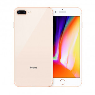iPhone 8 Plus - 64GB Like New Gold