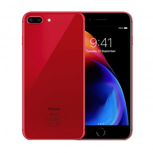 iPhone 8 Plus - 64GB Like New Red