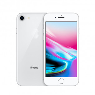 iPhone 8 - 64GB Like New Silver
