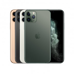 iPhone 11 Pro - 256GB Midnight Green