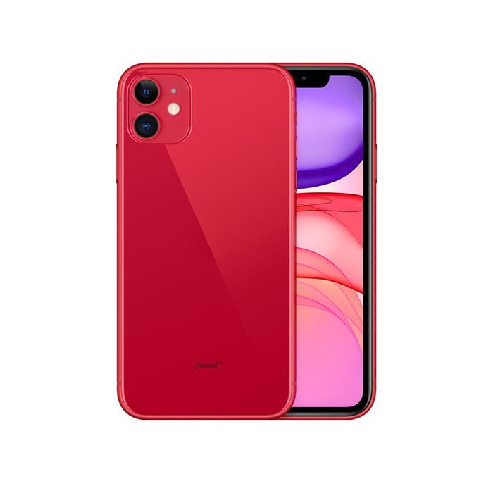 iPhone 11 - 64GB Red