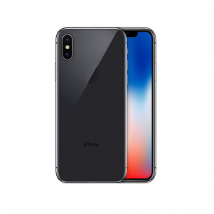 iPhone X  - 64GB Like New Space Gray