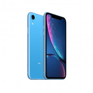 iPhone XR  - 64GB Like New Blue