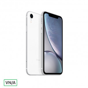 iPhone XR -  64GB White