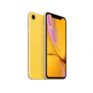 iPhone XR  - 64GB Like New Yellow